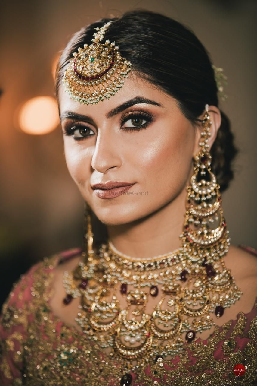 Photo By Makeup by Joban Sandhu - Bridal Makeup
