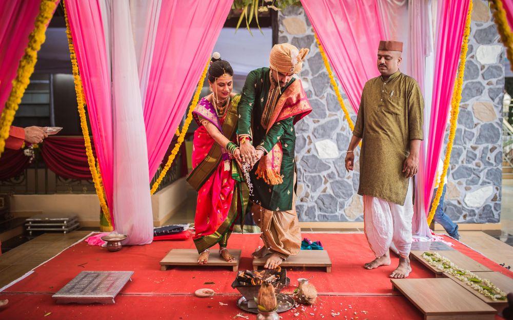 Photo From Shruti Weds Rohit - By Pune Dusk