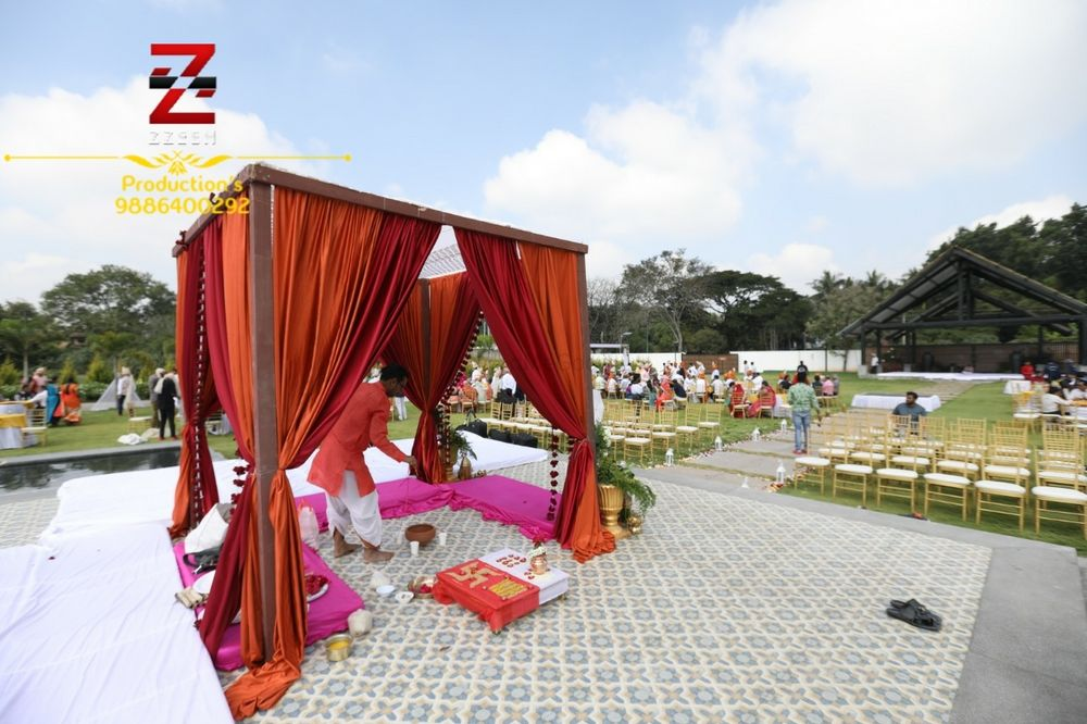 Photo From Mandap Decor - By Zzeeh Wedding Planners