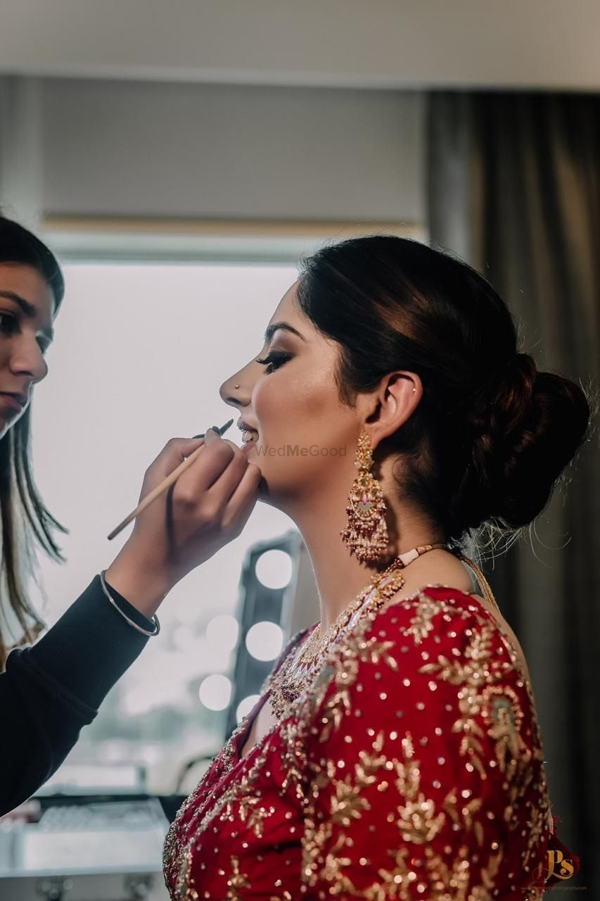 Photo From Bride Jasleen  - By From Lashes To Heels