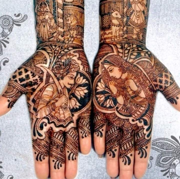 Photo From Mehandi designs - By Krishna Mehndi Art Hyderabad