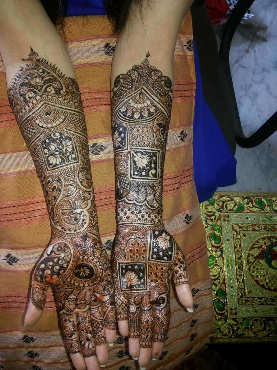 Photo From Mehandi designs - By Krishna Mehndi Art Hyderabad
