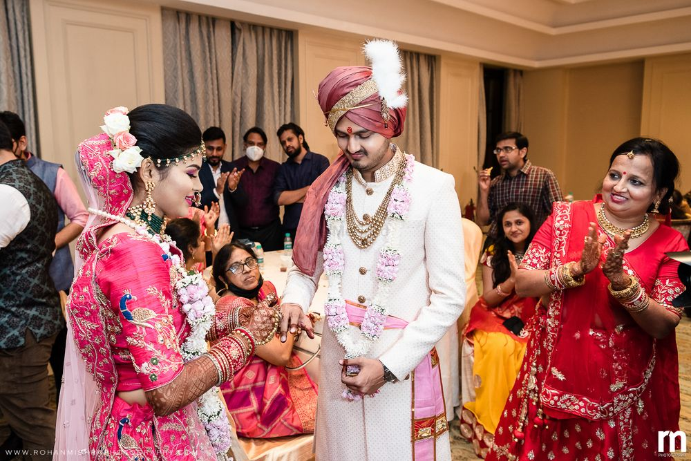 Photo From Aman & Prachi - The Beautiful Lockdown Wedding - By Rohan Mishra Photography