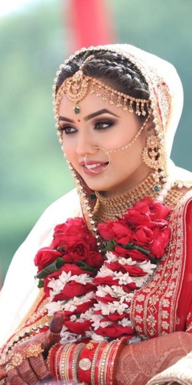 Photo From Shalini jain❤ - By Shab's Beauty Salon & Bridal Studio