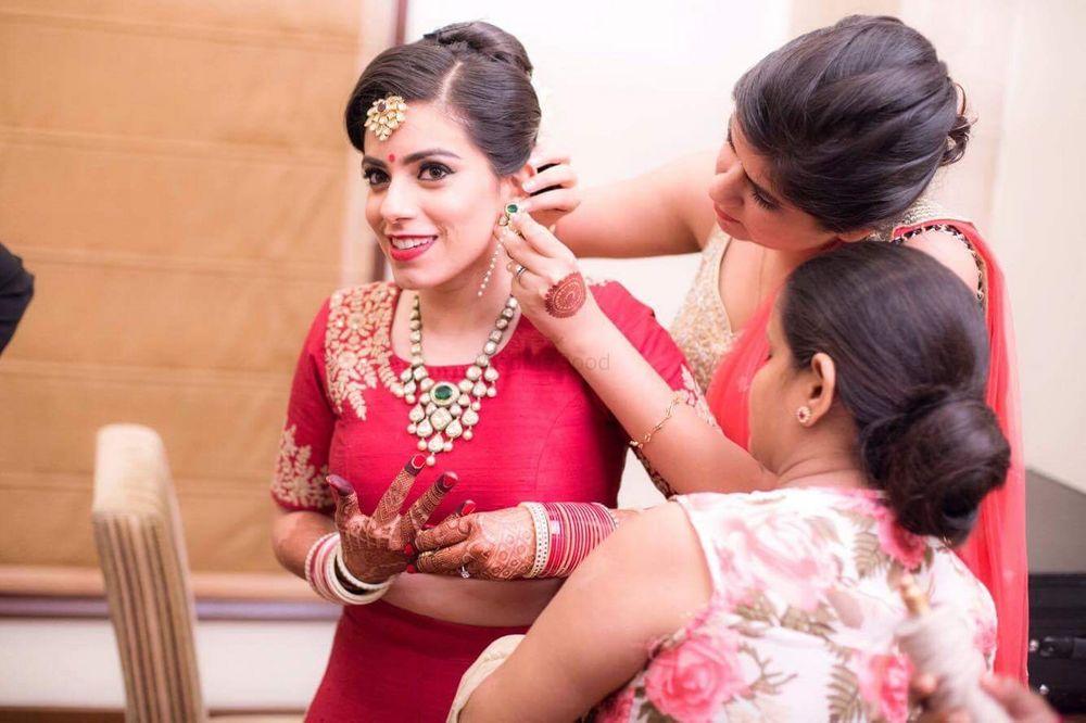 Photo From Bride Charvi - By Sakshi Sagar Studio