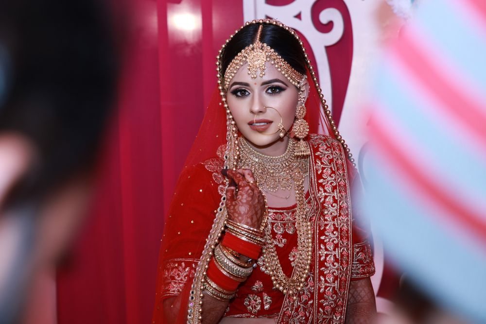 Photo From pooja - By Shab's Beauty Salon & Bridal Studio