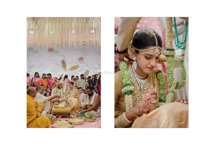 Photo of South Indian wedding shoot
