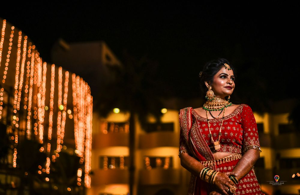 Photo From sadhana + Paresh - By Pictures Que Creations