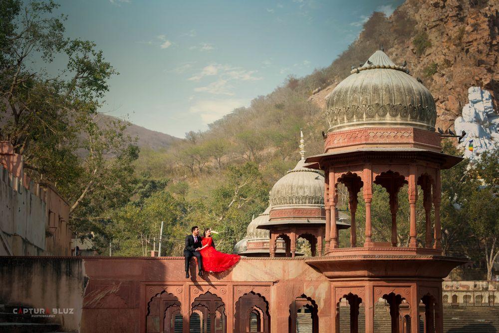 Photo From Manav & Ekta - Pre-wedding - By Captura Bluz Photography