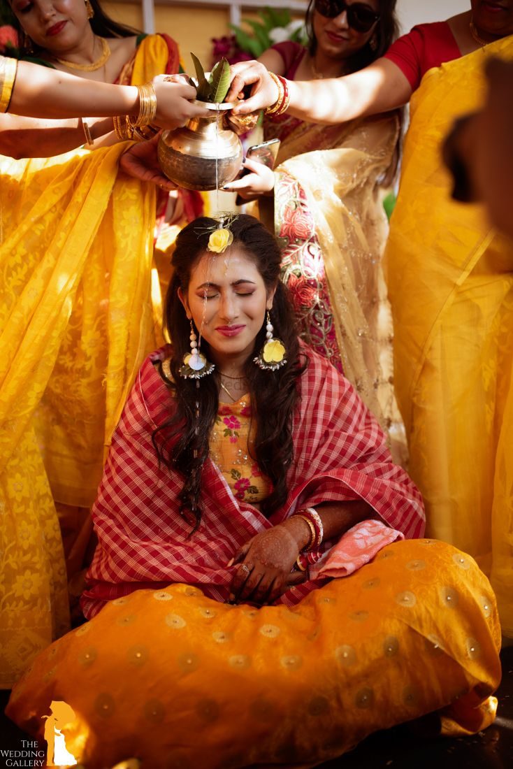 Photo From Sraboni & Abhijit - By The Wedding Gallery