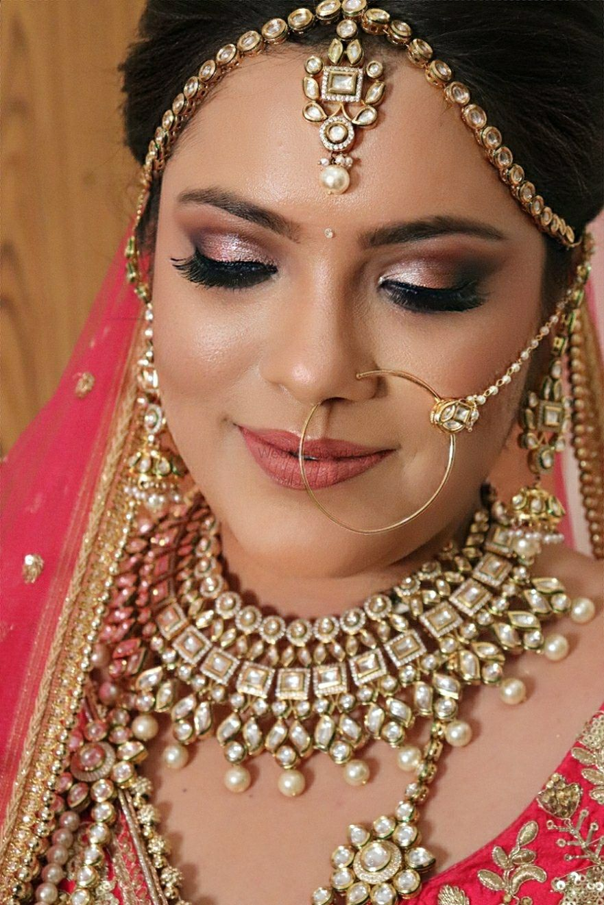 Photo From silicon hd makeup - By Simran Khanna Makeovers