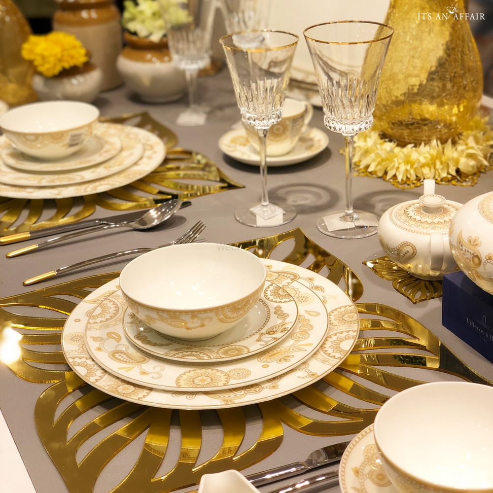 Photo From Intimate Table Setup - By Its an Affair