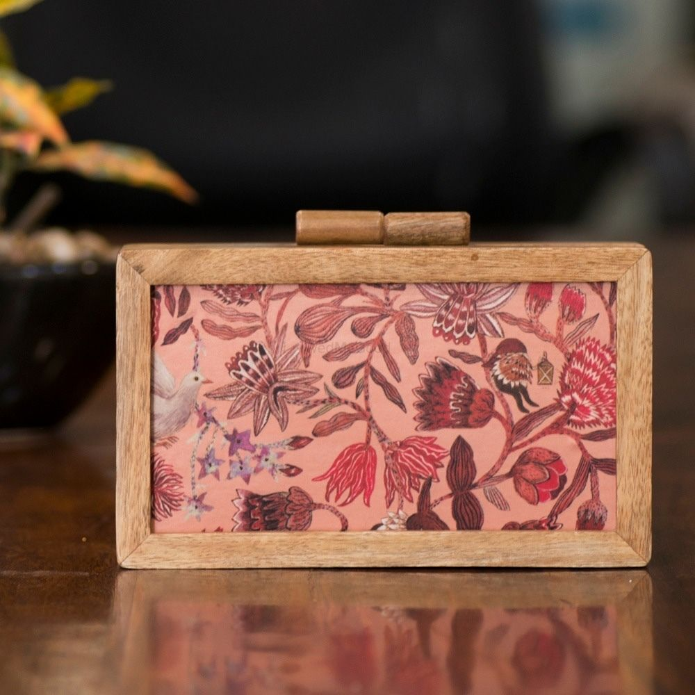 Photo From Wooden Clutches  - By Maziti Castle