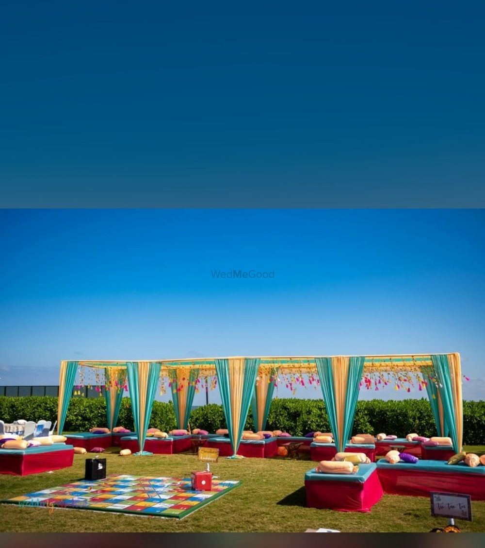 Photo From colourful wedding - By The Shadi Vibes
