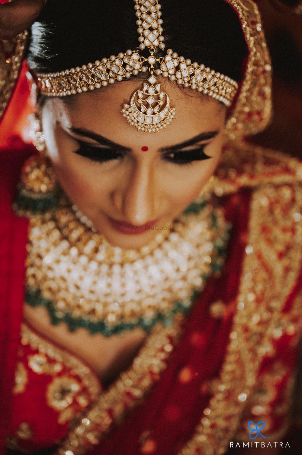 Photo From A true Sabyasachi bride-Smriti Gupta - By Priyanka Gogia Makeup