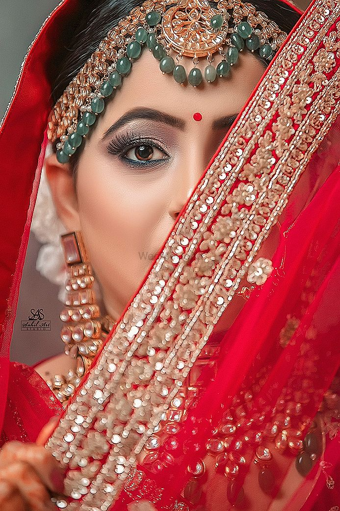 Photo From Bride Potraits - By Sahil Art Studio