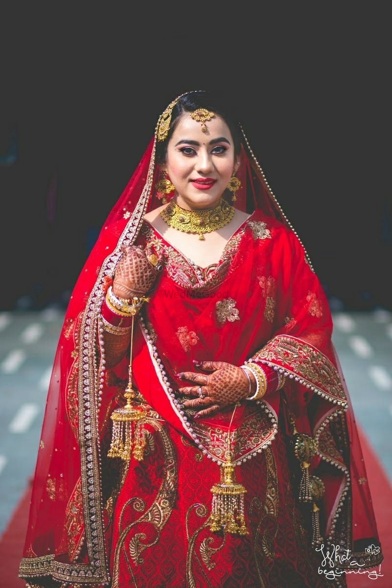 Photo From manpreet wedding - By Priyankaa Chawla Makeovers