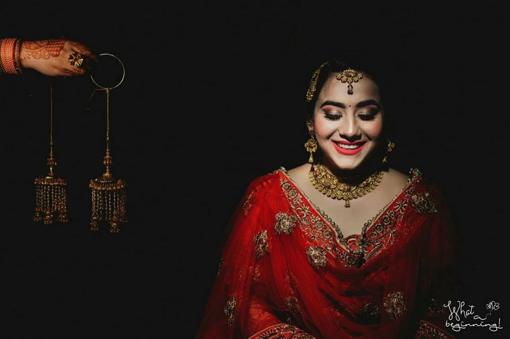 Photo From manpreet wedding - By Priyankaa Chawla Makeovers