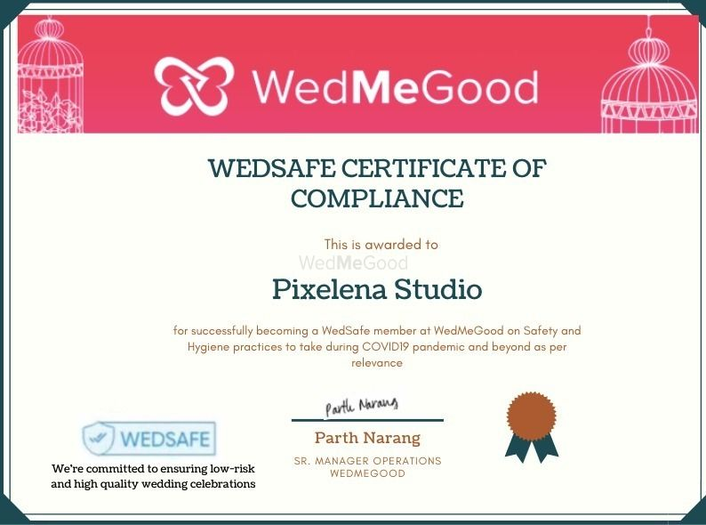 Photo From WedSafe - By Pixelena Studio