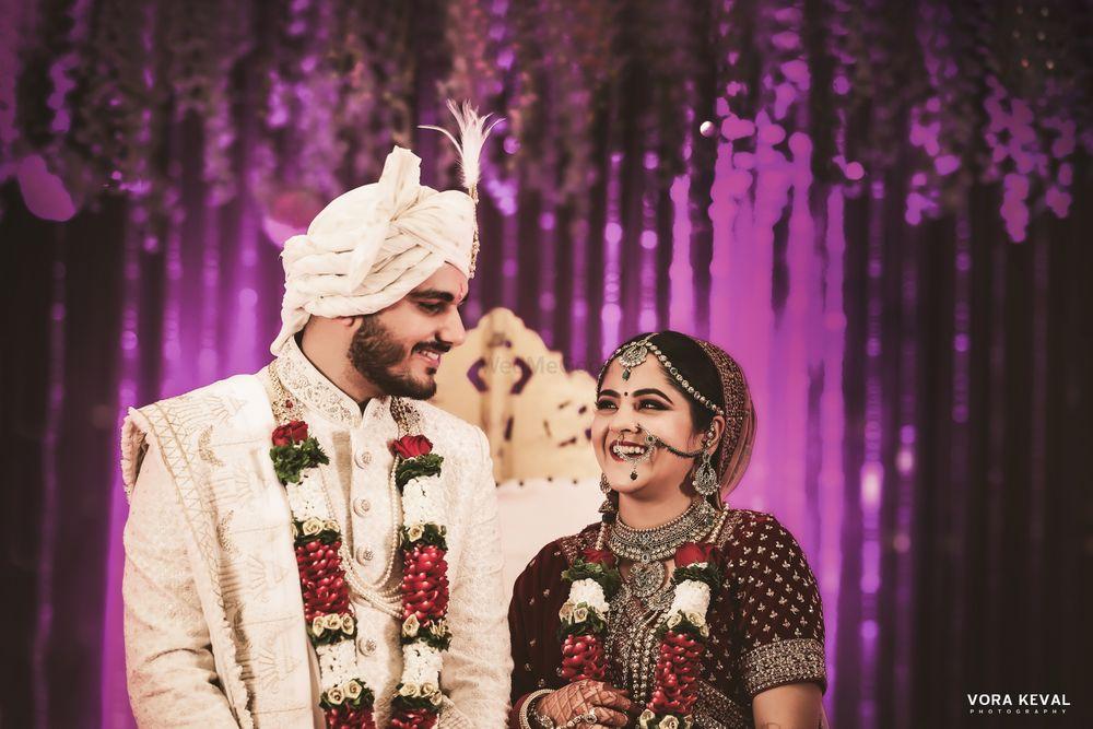 Photo From Krunal Akanksha wedding - By Vora Keval Photography