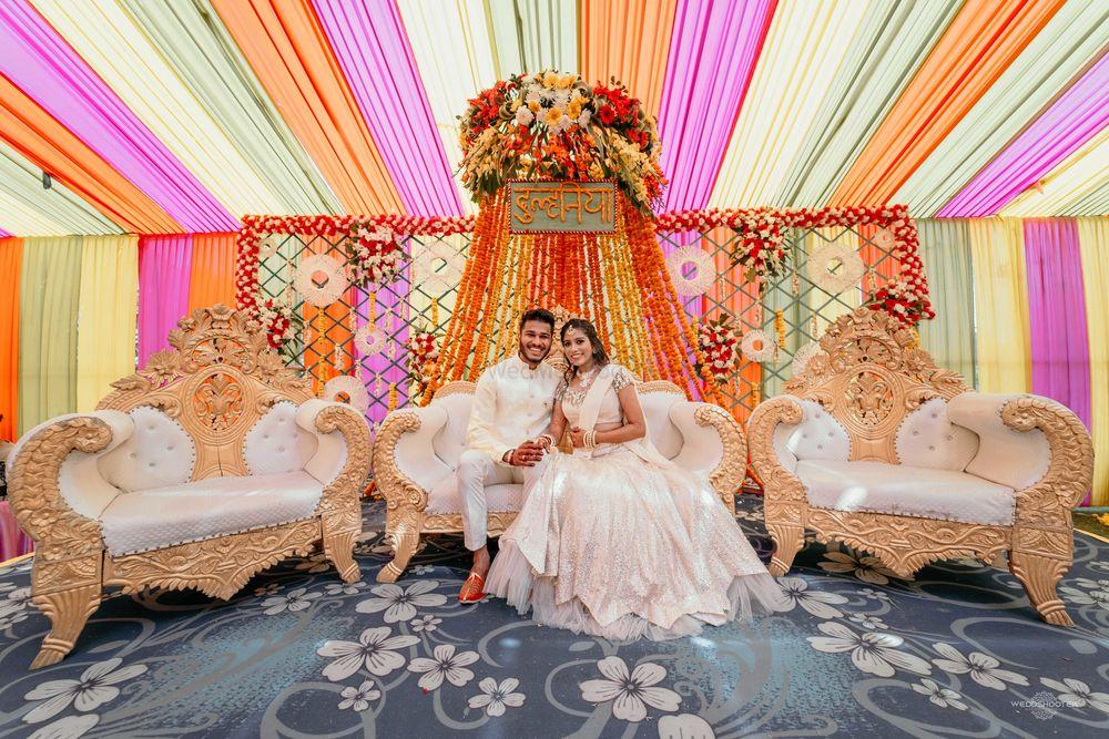 Photo From Komal & Pranit - Haldi & Sangeet - By The Weddingwale