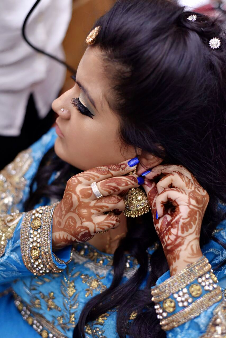 Photo From The fondness of my job - By Makeovers by Anchal