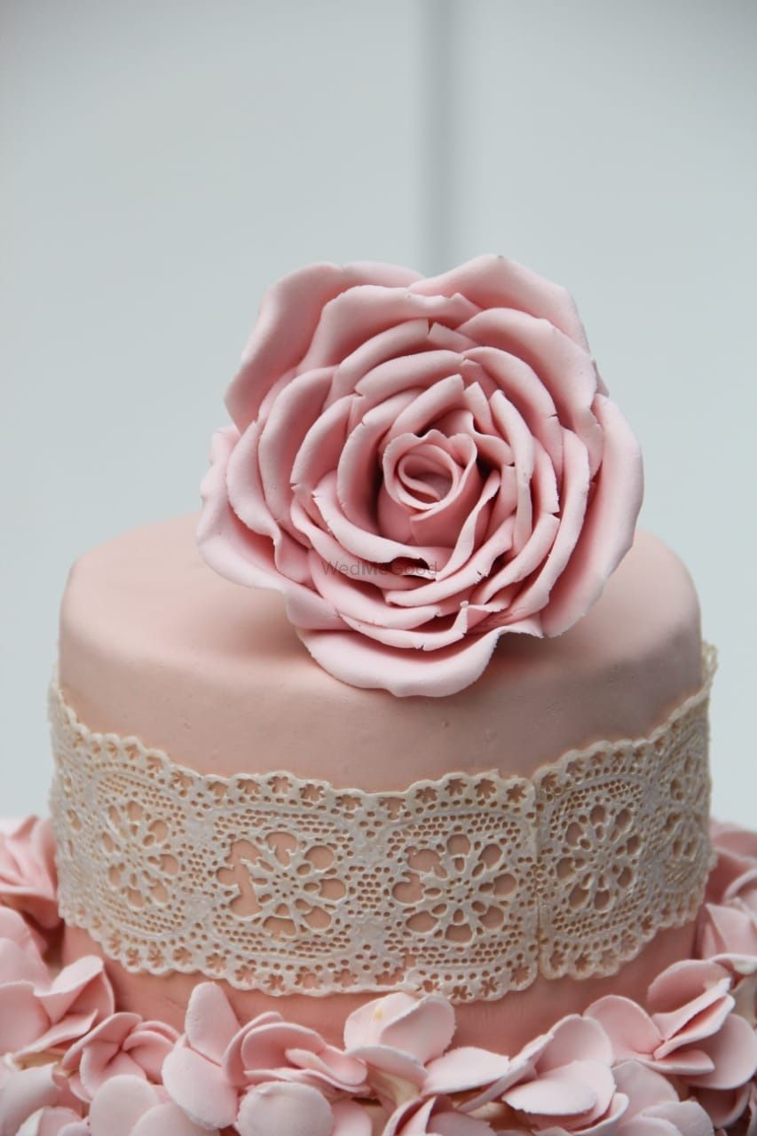 Photo From OMBRÉ CAKE - By Jeanne Ferrer Cake House