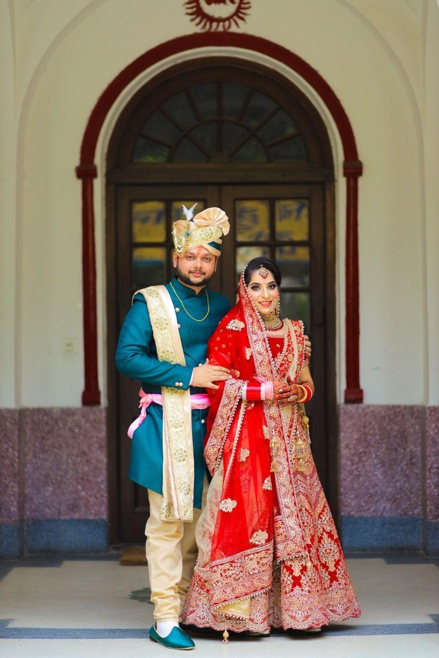 Photo From Bride Inderpreet - By NOOR by Aastha