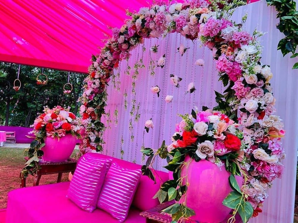 Photo From Pastel Decor - By Trishla Events