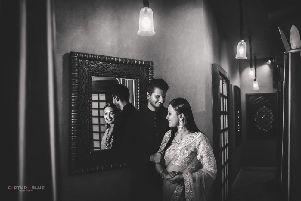 Photo From Anaya & Abhimanyu - pre-wedding, Picture Destinatiomn, Delhi - By Captura Bluz Photography