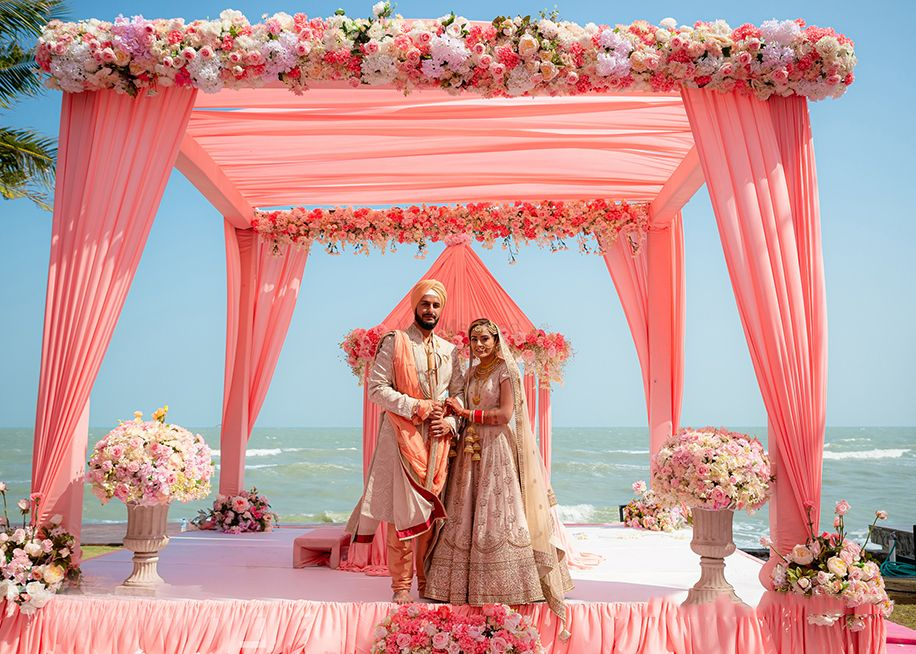 Photo From Param and Jessica Wedding - By Urbana Weddings & Events