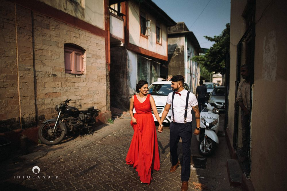 Photo From Ankita & Vikrant Pre-Wedding - By Into Candid Photography