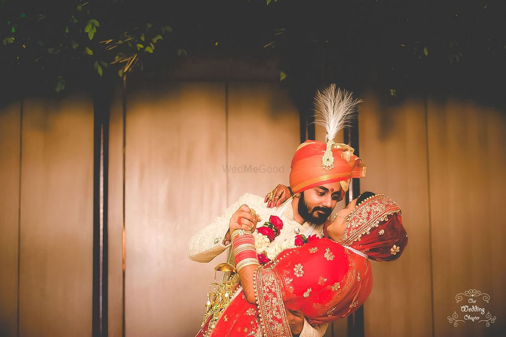 Photo From Tushar and Priyanka - By Our Wedding Chapter
