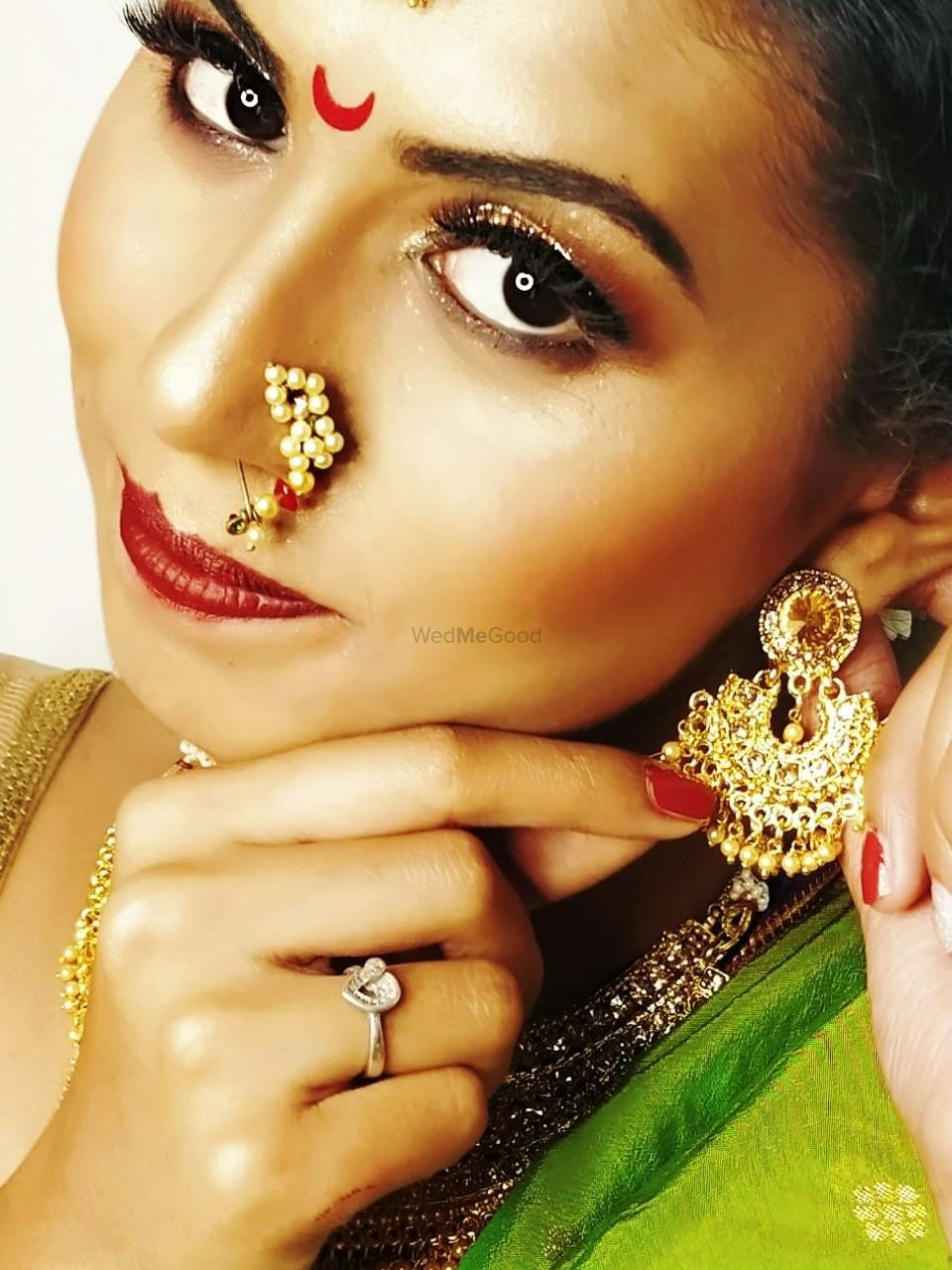 Photo From MAHARAHSTRIAN BRIDE - By Makeup by Shetty
