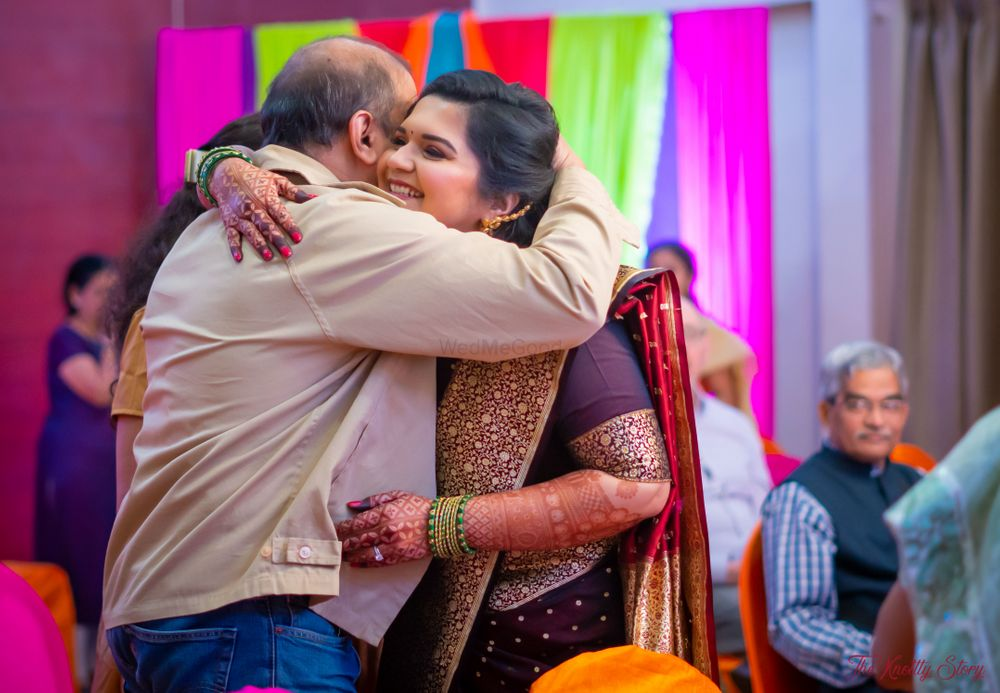 Photo From Suparna & Om - By The Knotty Story