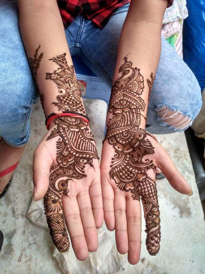 Photo From simple mehandi design - By Rajasthani Mehandi Art