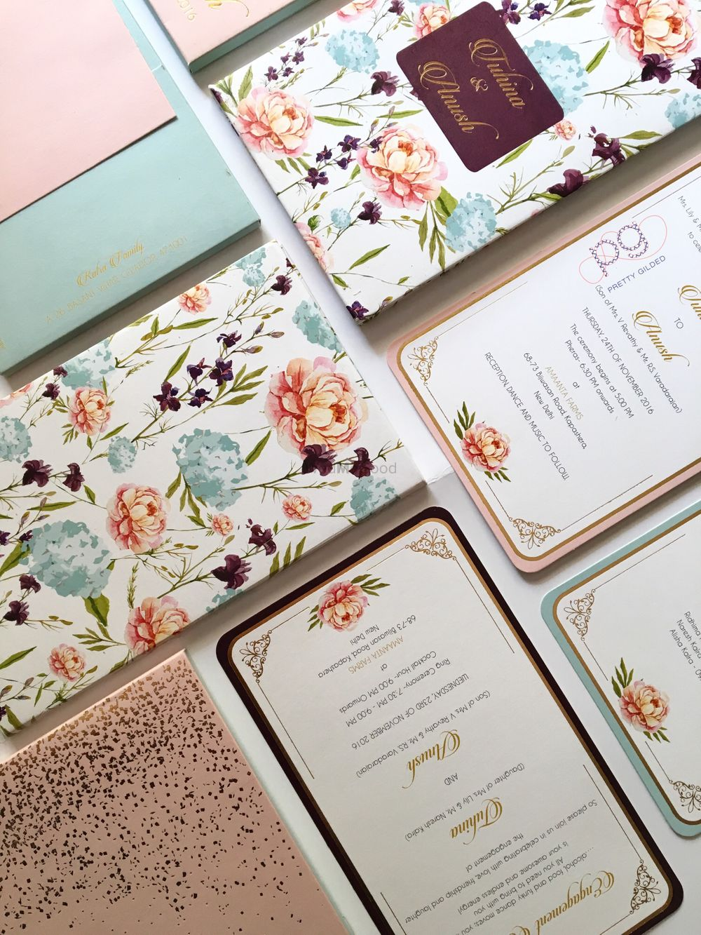 Photo From Floral Chic - By Pretty Gilded Designs