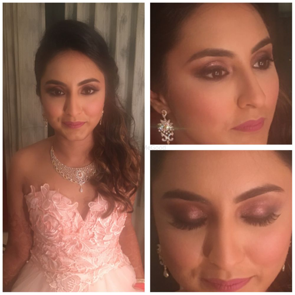 Photo From gorgeous reception bride  - By Bridal Makeup by Pooja Sethi
