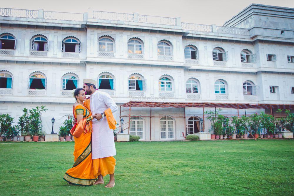 Photo From Marathi Wedding - By The Wedding Shades