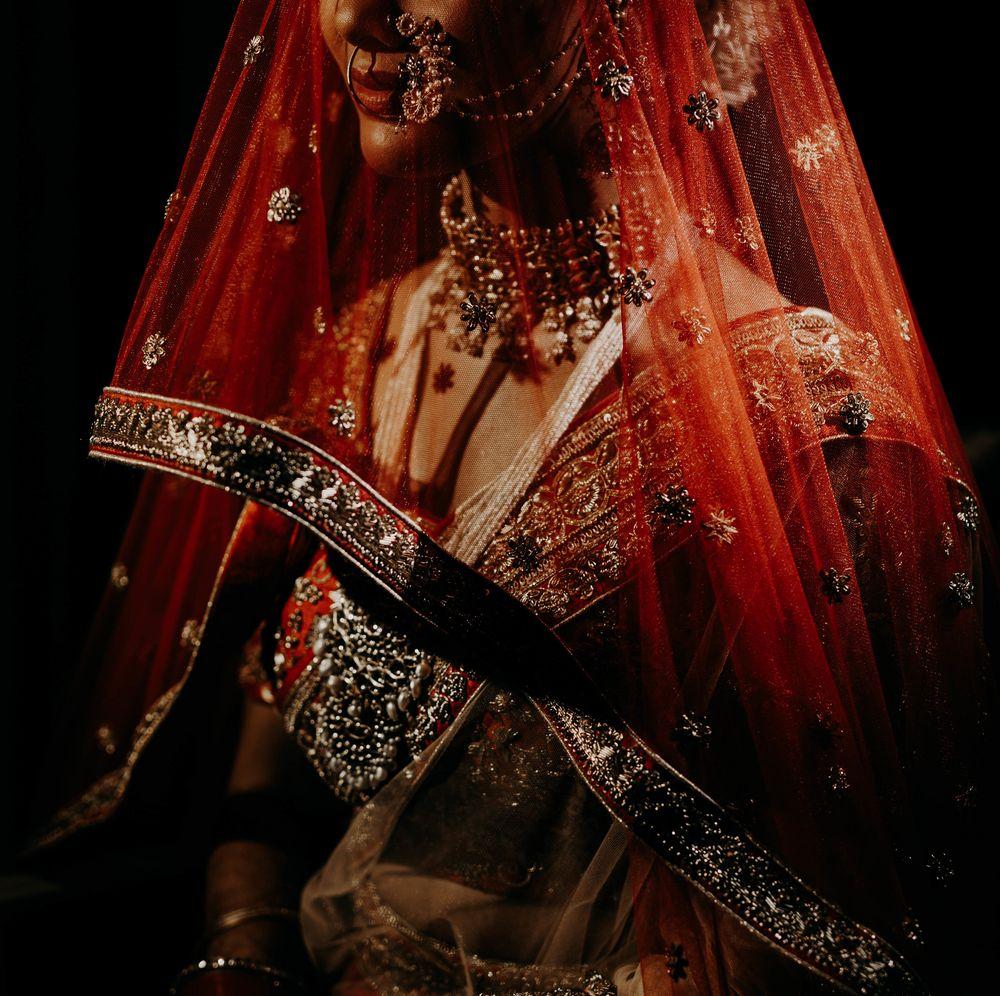 Photo of Beautiful bridal jewellery shot