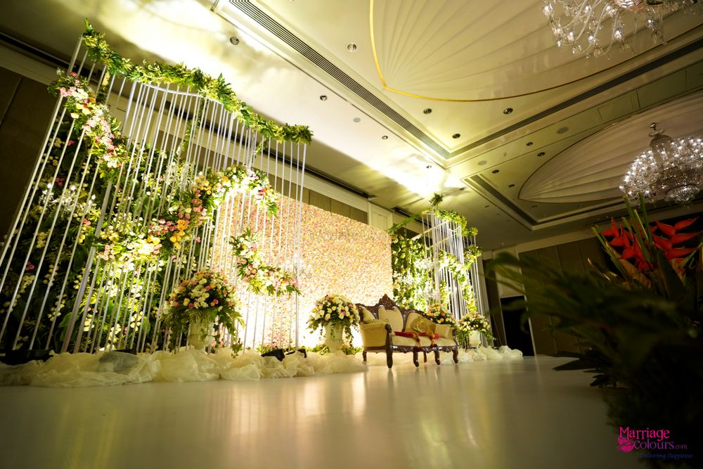 Photo From A classic home grown design from the house of Marriage colours - By Marriage Colours