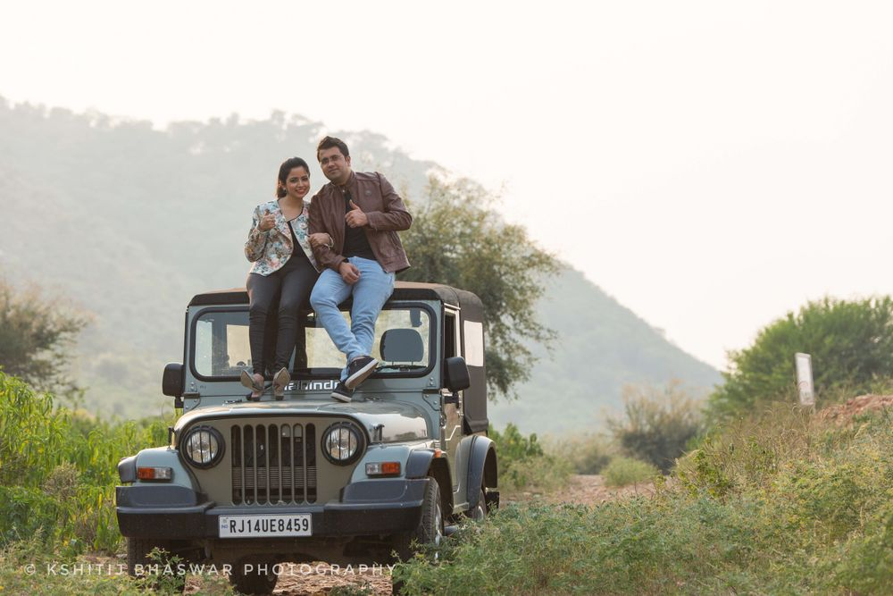 Photo From Ashish Neha Pre wed - By KB Photography