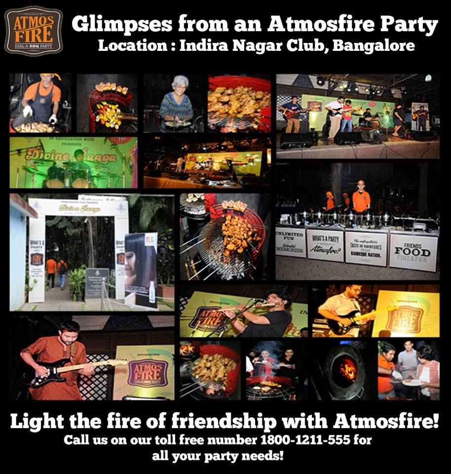 Photo From Party Done - By Atmosfire by Barbeque Nation