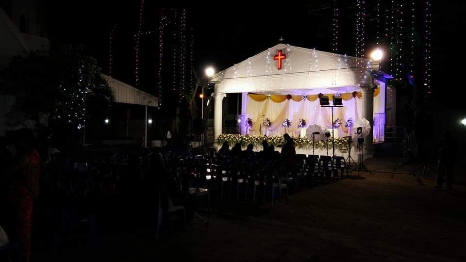 Photo From CSI Good Shepherd Church -Radhakrishnan Salai - By Grace Caterers