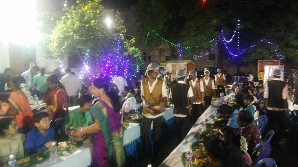 Photo From CSI English Wesley Church - Buttroad - By Grace Caterers