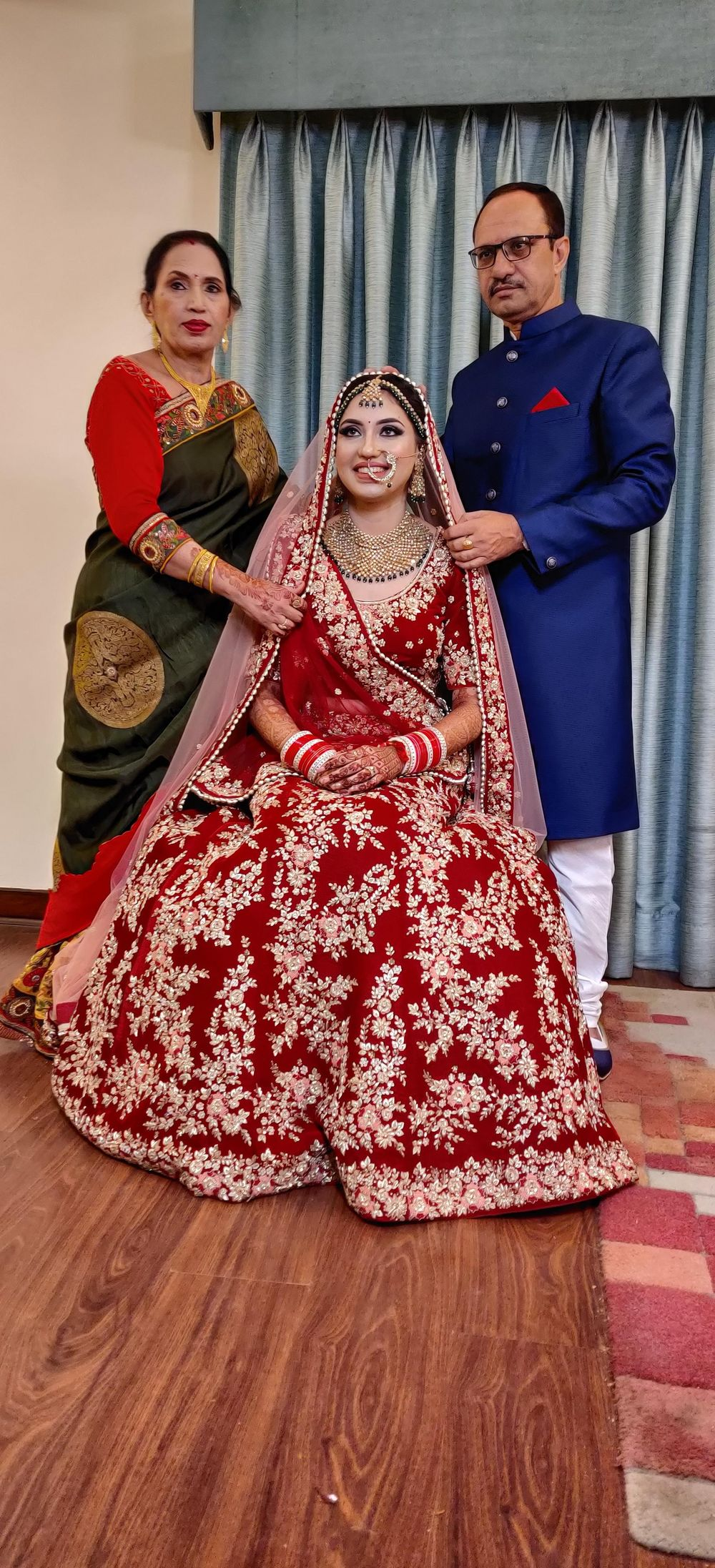 Photo From Bride Damini - By NOOR by Aastha