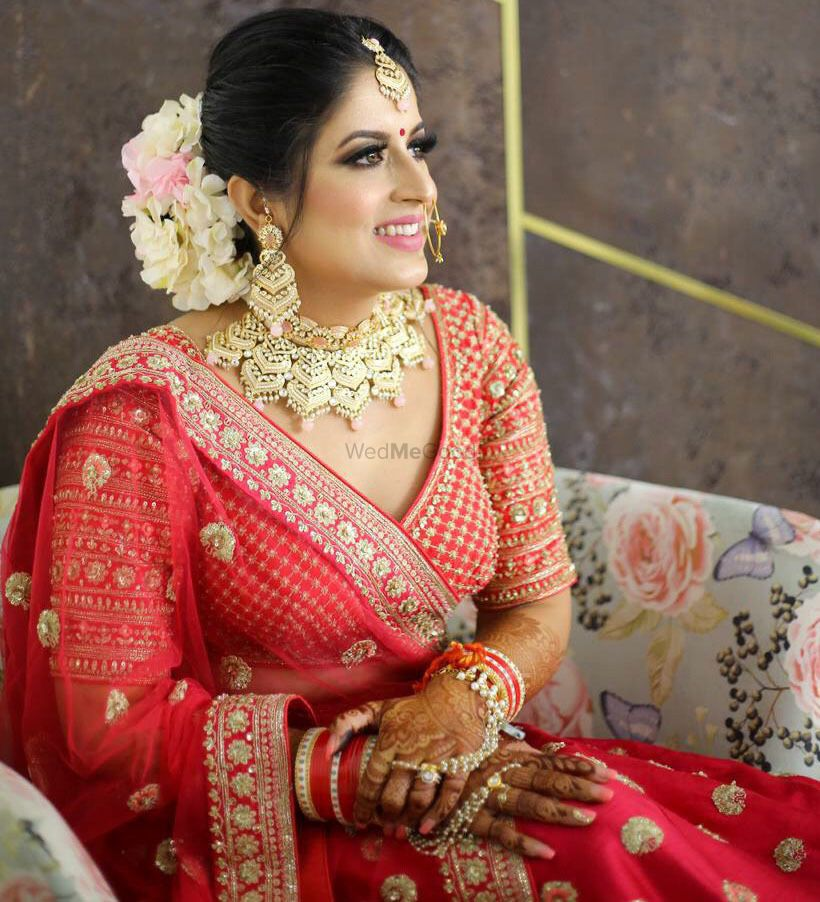 Photo From Abhilasha Ahuja - By Hair and Makeup by Yashika