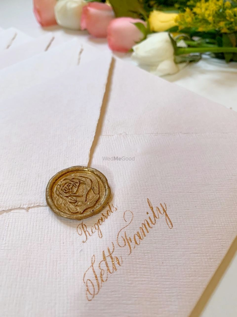 Photo From Wedding Invitations - By Cold Press Art & Calligraphy