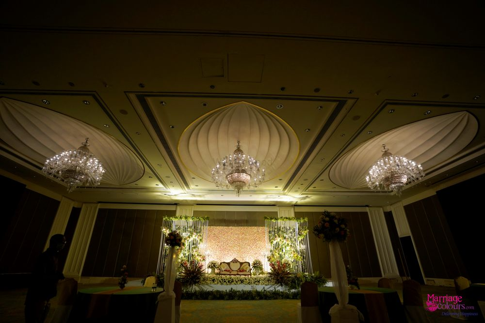 Photo From Ahna Kalyanam at Sheraton Grand and Leela Palace - By Marriage Colours