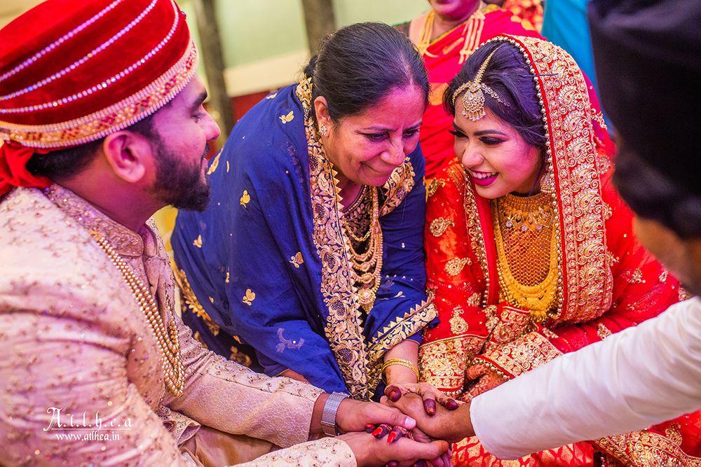 Photo From SANAH & RIYAZ NIKKAH - By Atlhea Wedding Portraits And Films
